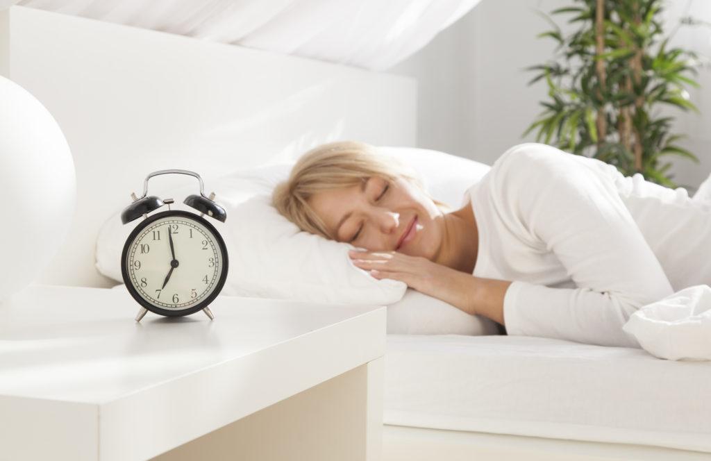 Así mejora el insomnio