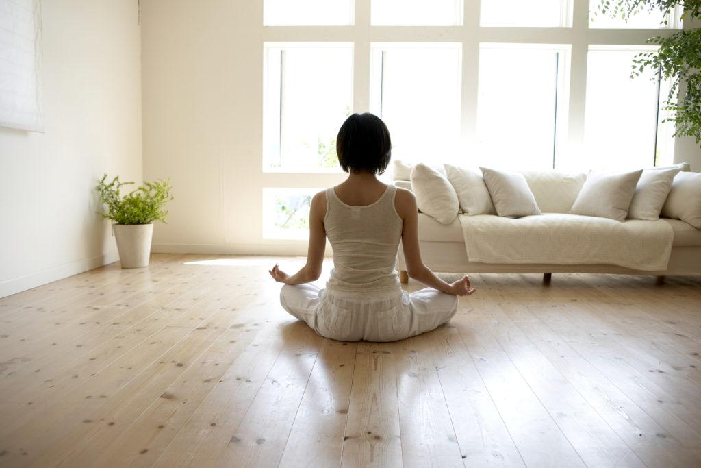 Yoga para hacer en casa