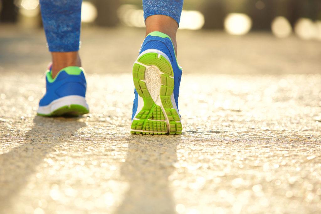 Power Walking, el paso enérgico