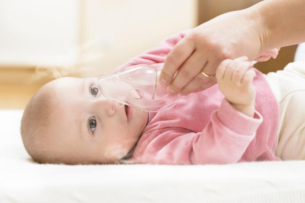 ¿Qué hacer ante una bronquiolitis?