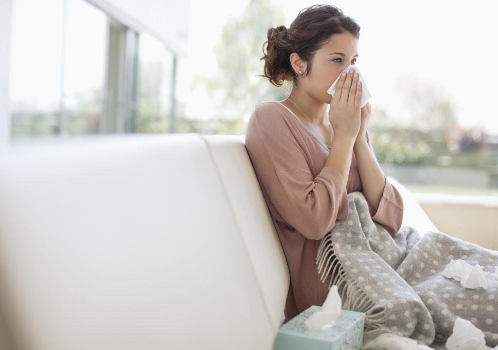 El secreto para no resfriarse