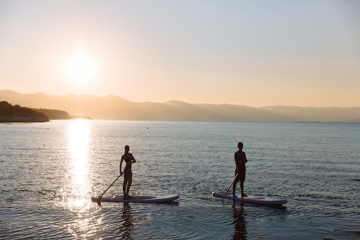 Actívate y disfruta del mar con el Paddle Surf