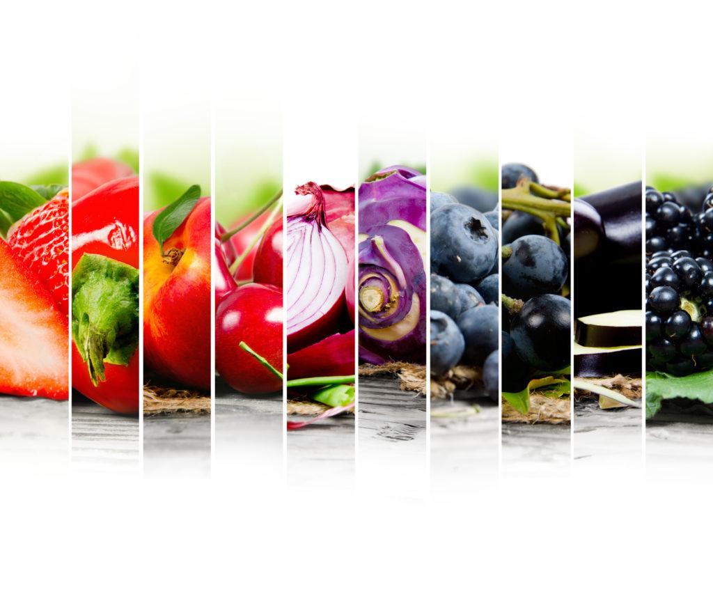 Comer por colores