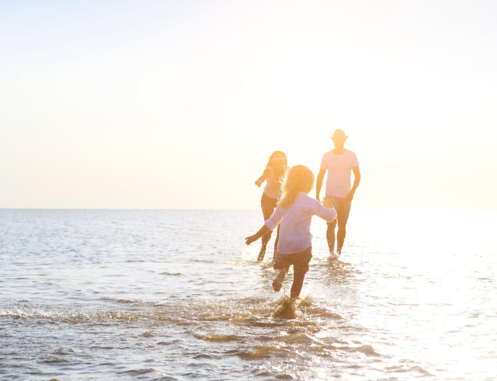 Plan para unas vacaciones sanas