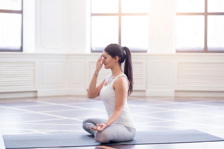 Respiraciones de Yoga que mejoran la salud
