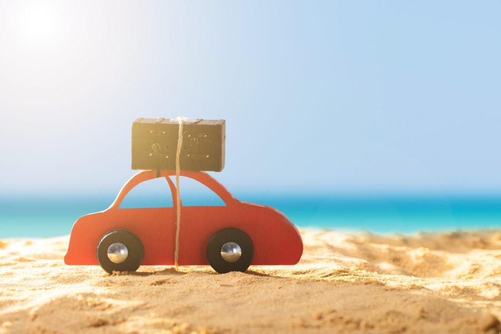 Viajes sanos y seguros en coche