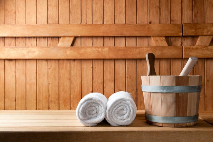 Beneficios de tomar una sauna