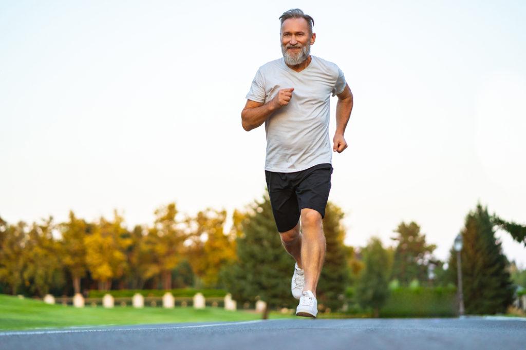 Una rutina física para cada edad