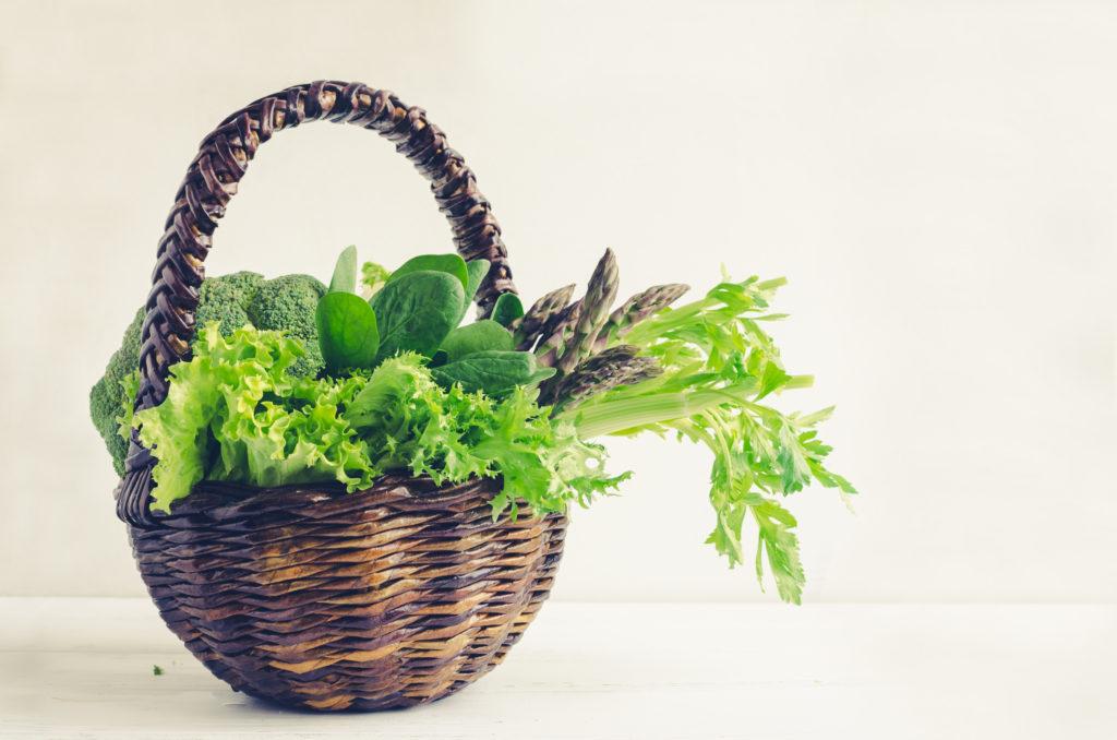 Qué frutas y verduras comer en mayo