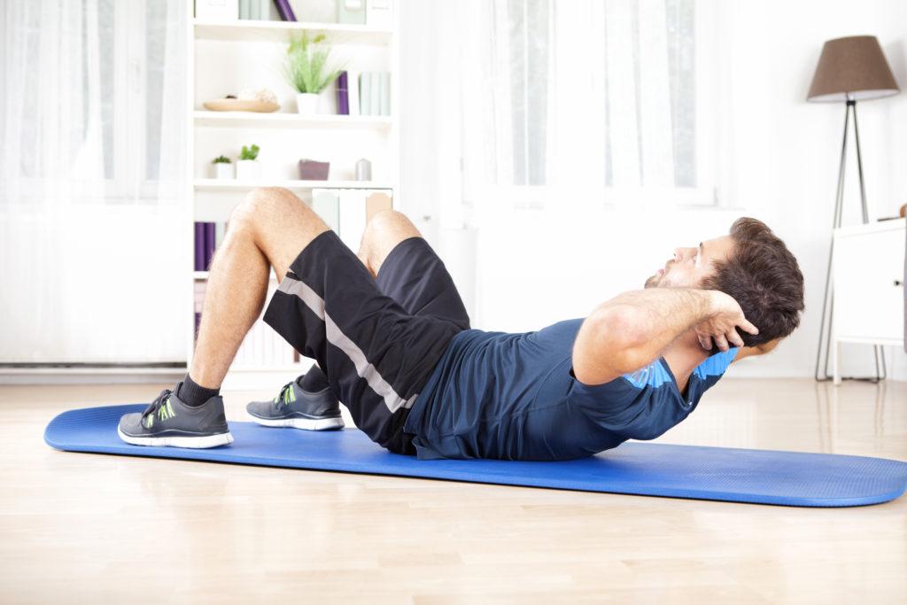 La mejor rutina para hacer ejercicio en casa