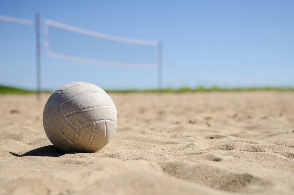 Vóley playa, competición sana para verano