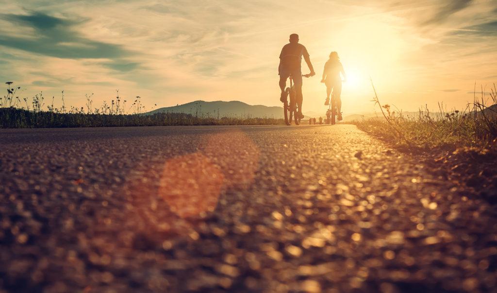 La bicicleta: mantén un corazón sano