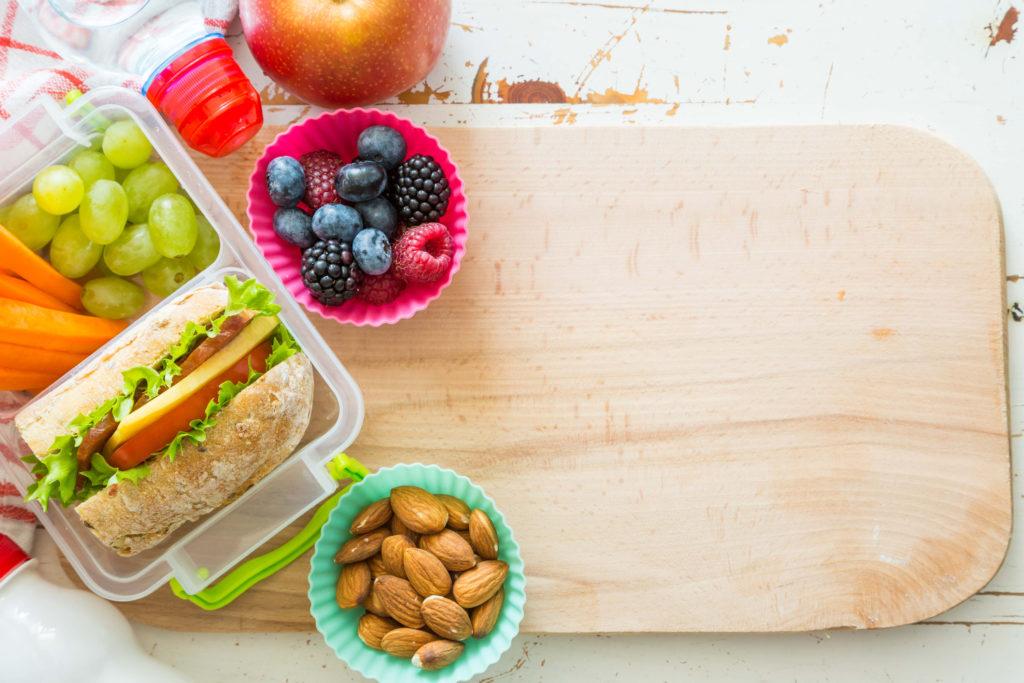 Por qué limitar los snacks