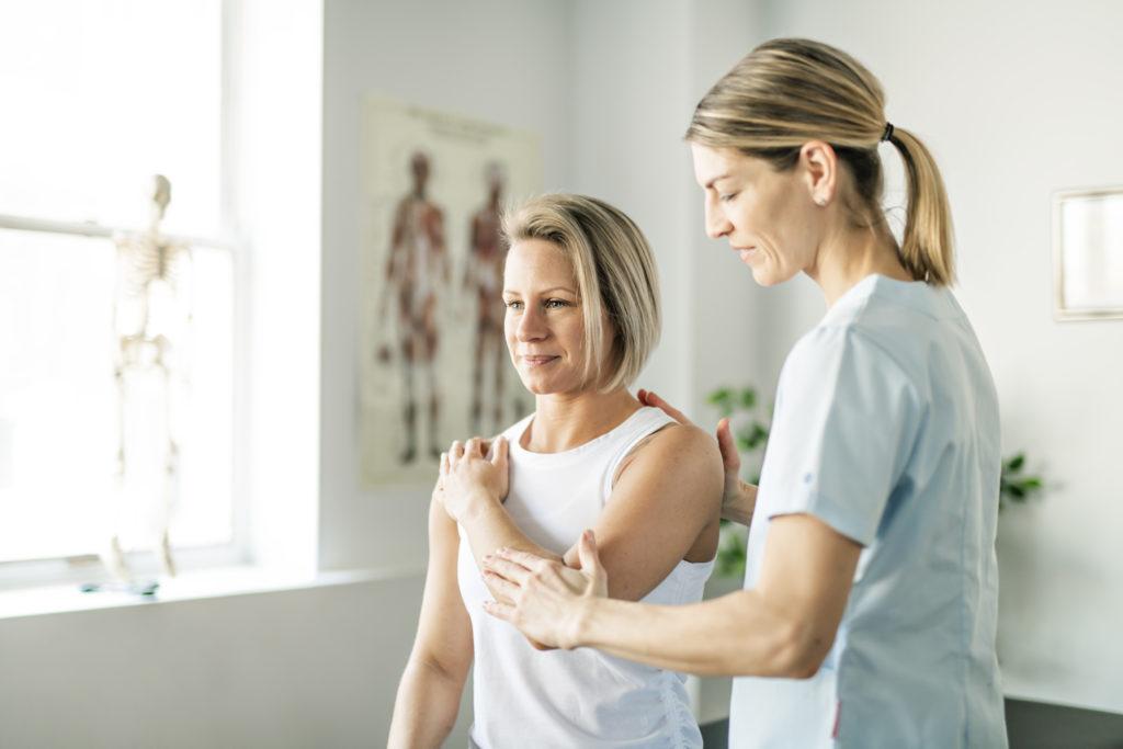 ¿Cómo nos ayuda la fisioterapia?