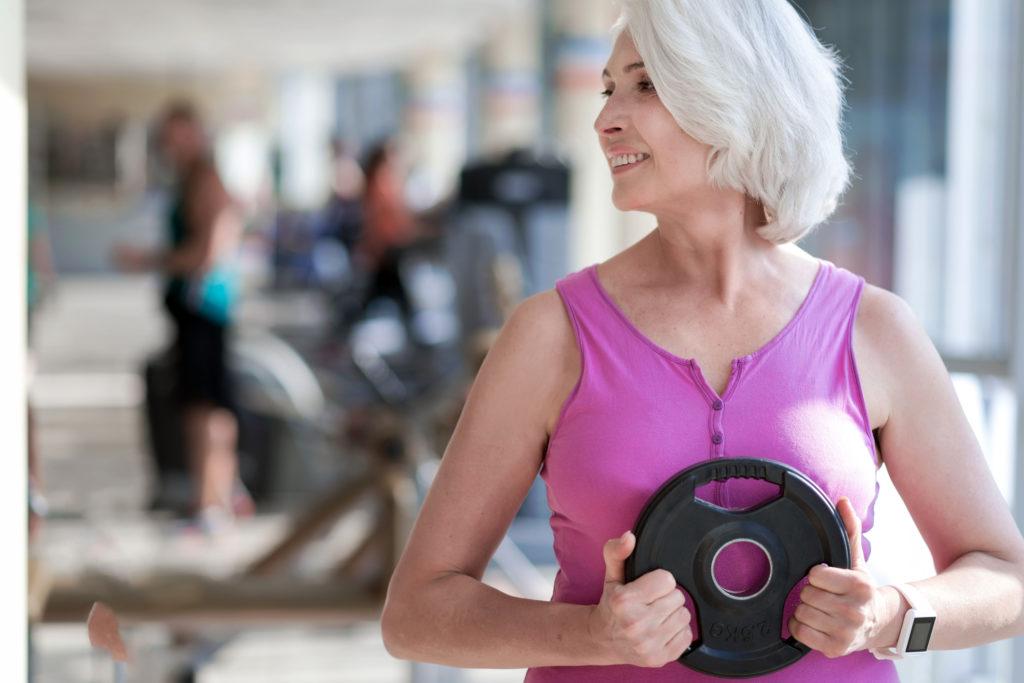 Si sufres los efectos de la menopausia, el deporte te ayudará