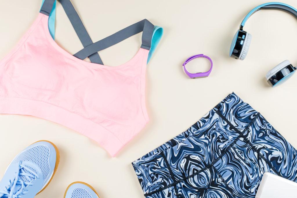 Consejos para escoger bien tu ropa de deporte