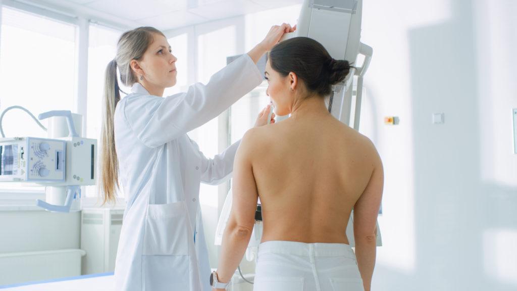 La importancia de las mamografías