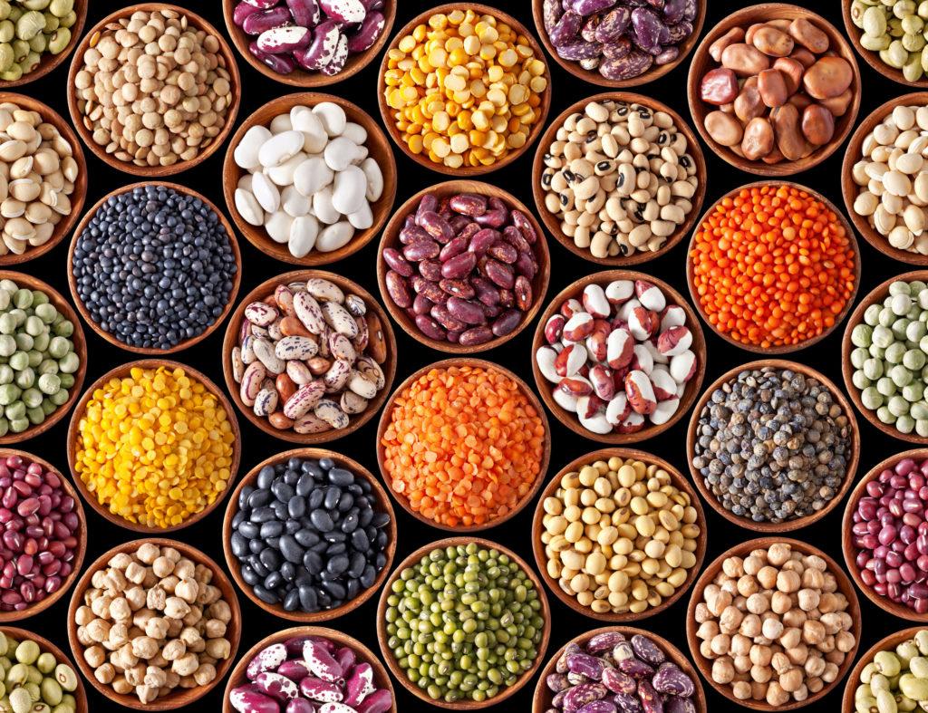 El poder de las legumbres