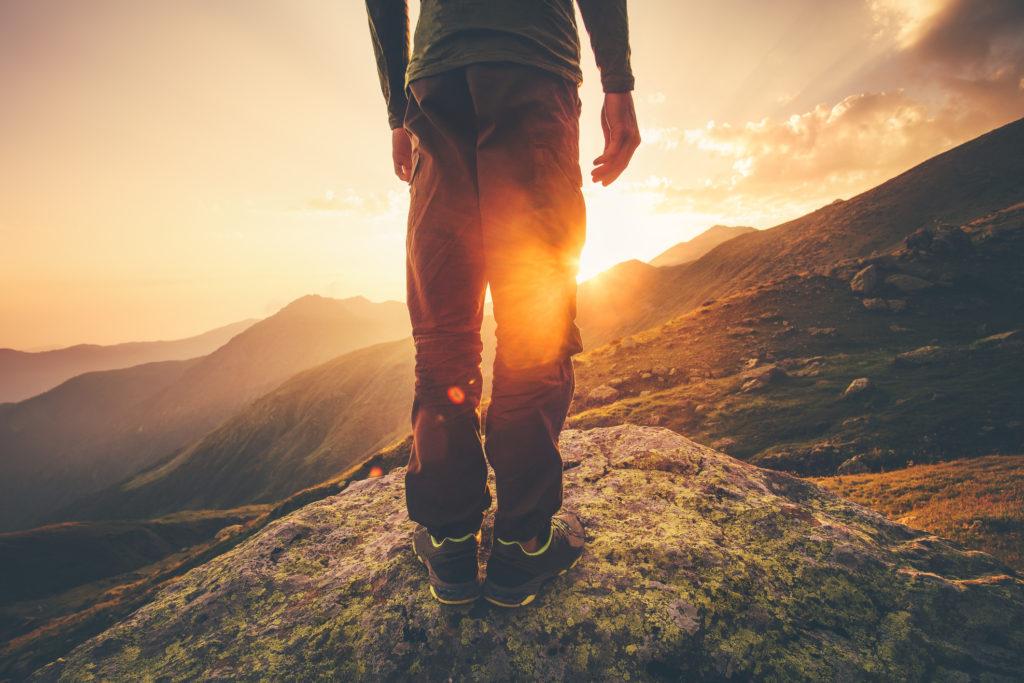 Beneficios de subir al monte para cerrar el año
