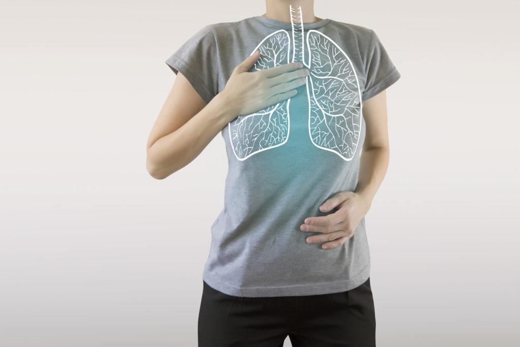 Mantén sanas tus vías respiratorias: cómo cuidarlas